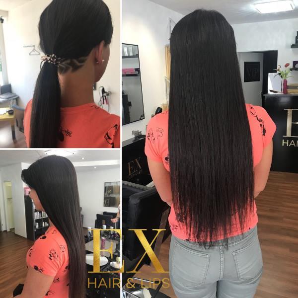 EX HAIR LIPS - Haarverlängerung in Köln 1