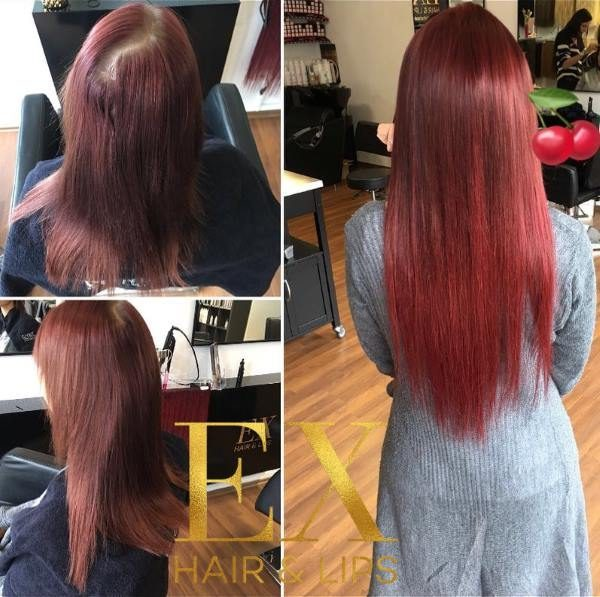 EX HAIR LIPS - Haarverlängerung in Köln 3