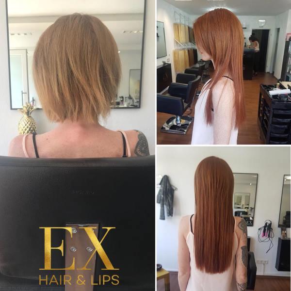 EX HAIR LIPS - Haarverlängerung in Köln 4