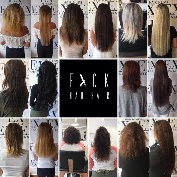 EX HAIR LIPS - Haarverlängerung in Köln 21