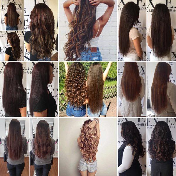 EX HAIR LIPS - Haarverlängerung in Köln 22