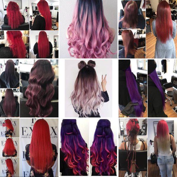 EX HAIR LIPS - Haarverlängerung in Köln 23