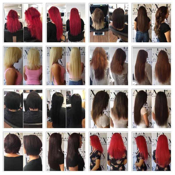 EX HAIR LIPS - Haaverlängerung in Köln 26