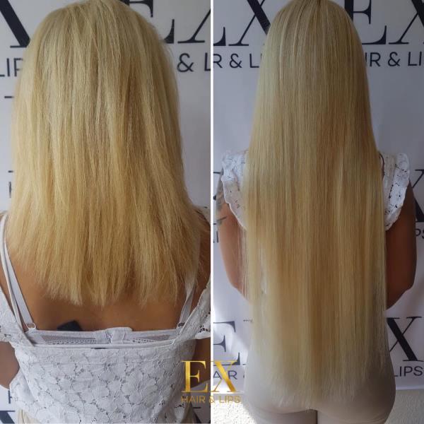 Ex Hair Lips - Haarverlängerung in Köln 2